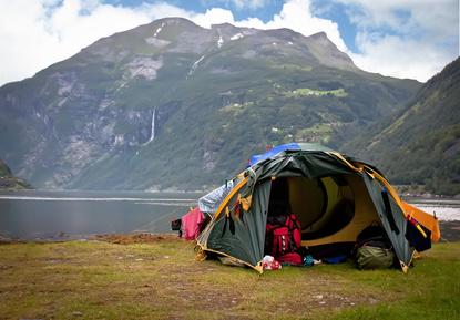 Mückenschutz in Skandinavien